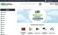 捷克移动配件网上商店:ProMobily.cz