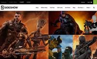 流行文化收藏品:Sideshow(DC漫画,星球大战,漫威)
