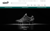 size?爱尔兰官方网站:英国伦敦的球鞋精品店