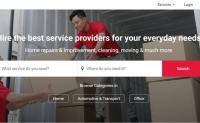 东南亚排名第一的服务市场:kaodim