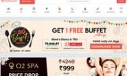 印度首个本地在线平台:nearbuy