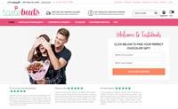 澳大利亚巧克力花束和礼品网站:Tastebuds