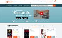 挪威网上书店:Bookis(买卖书)
