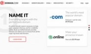 网站域名和主机:Domain.com