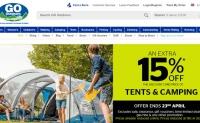 英国最大的户外商店:Go Outdoors