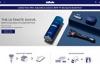 吉列剃须刀英国官网:Gillette英国