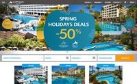 洛佩桑酒店官方网站:Lopesan Hotels