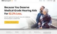 负担得起的助听器:MDHearingAid
