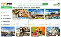 菲律宾优惠券网站:MetroDeal