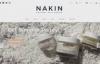 英国天然抗衰老护肤品品牌:Nakin Skin Care