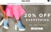 全球性的在线鞋类品牌:Public Desire