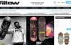 西班牙最大的在线滑板和街头服饰商店:Fillow.net