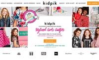 女孩每月服装订阅盒:kidpik