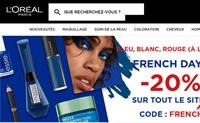 巴黎欧莱雅法国官网:L'Oreal Paris