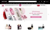 Notino法国:购买香水和化妆品