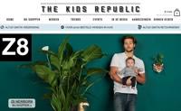 荷兰最大的儿童服装店:The Kids Republic
