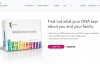 DNA基因检测和分析:23andMe