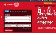 马耳他航空公司官方网站:Air Malta