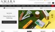 Amara德国:家居饰品、设计师品牌和豪华礼品