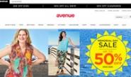 美国时尚大码女装购物网站:Avenue