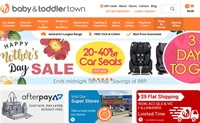 澳大利亚最大的婴幼儿超市:Baby & Toddler Town