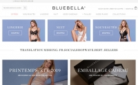 Bluebella法国官网:英国性感内衣品牌