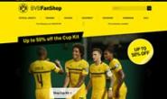 多特蒙德(BVB)官方在线商店:Borussia Dortmund Store