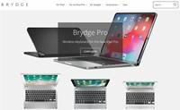 Brydge英国:适用于Apple iPad和Microsoft Surface Pro的蓝牙键盘