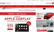 美国专业汽车音响和移动电子产品零售商:Car Toys