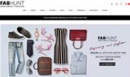 Unineed旗下时尚轻奢网站:FABHunt