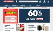 英国汽车零件购物网站:GSF Car Parts