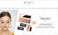 波兰最知名的化妆品网上商店:Minti Shop