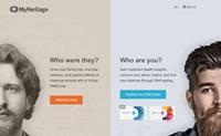 MyHeritage美国:家族史研究和DNA测试的领先服务