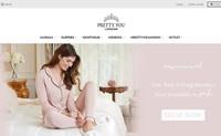 Pretty You London官网:英国拖鞋和睡衣品牌