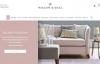 手工制作的豪华英式沙发和沙发床:Willow & Hall