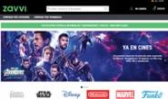 Zavvi西班牙:电子游戏、极客服装、Blu-ray、Funko Pop等
