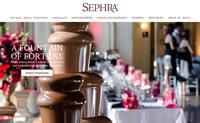 美国巧克力喷泉品牌:Sephra