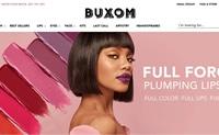 Buxom官网:美国小众彩妆品牌