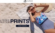 加州风格的游泳和沙滩装品牌:Cupshe