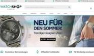Watchshop德国:欧洲在线手表No.1