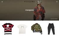 集合五个日本潮流男装品牌的电商平台:FEELLIKE
