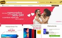 巴西电子、家电、智能手机购物网站:Girafa