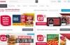 英国Iceland杂货店:网上食品购物