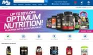 美国肌肉和力量商店:Muscle & Strength