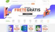 巴西补充剂和维生素购物网站:Natue