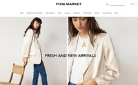 精灵市场:Pixie Market