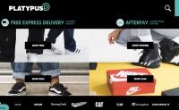 澳大利亚运动鞋商店:Platypus Shoes