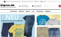 德国领先的大尺码和超大尺码男装在线零售商:Bigtex