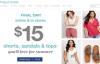 北美女性服装零售连锁店:maurices