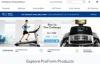 ProForm英国站点:健身房和健身器材网上商店